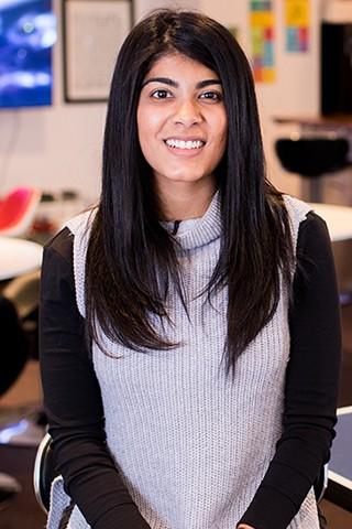 Noorain Noorani, Product Designer - Symbility Intersect Careers