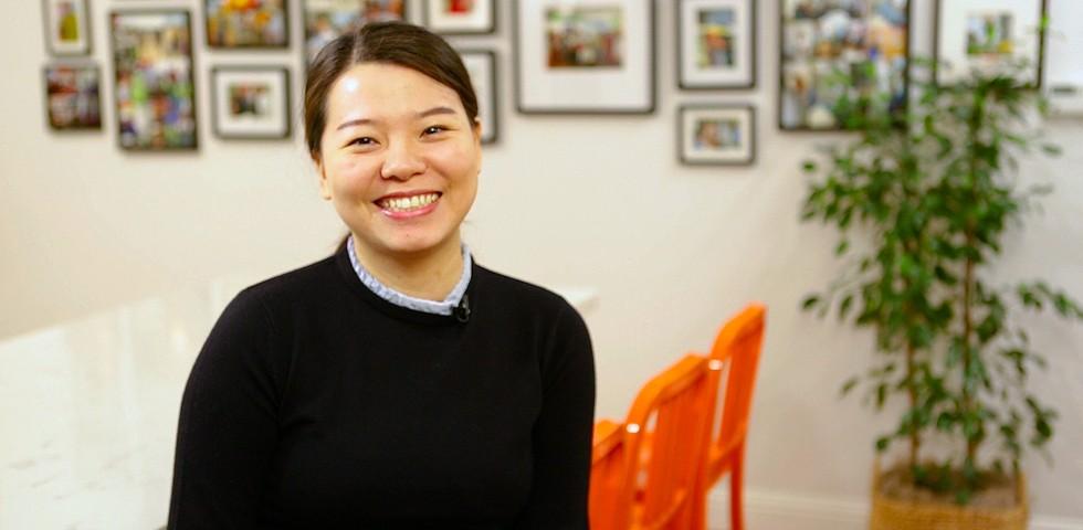 Emma Gu, Director of Finance - Simplee Careers