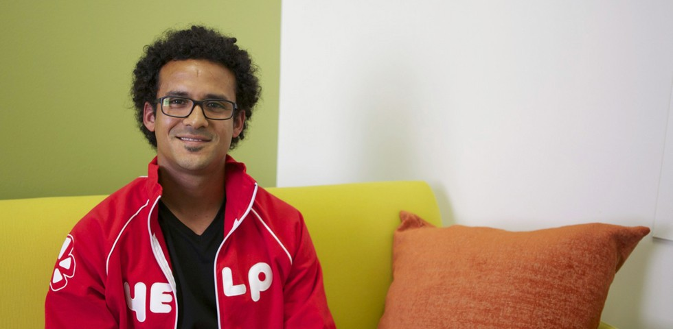 Jorge Gonzalez, Software Engineer - Yelp Careers