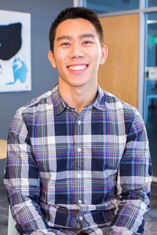 Jeremy Hsu, Senior Platform Engineer - true[X] Careers