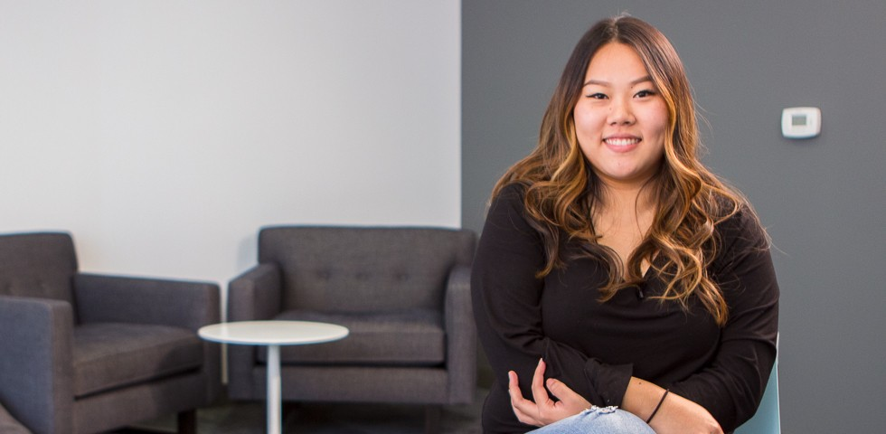 Sharon Chang, Account Coordinator - true[X] Careers