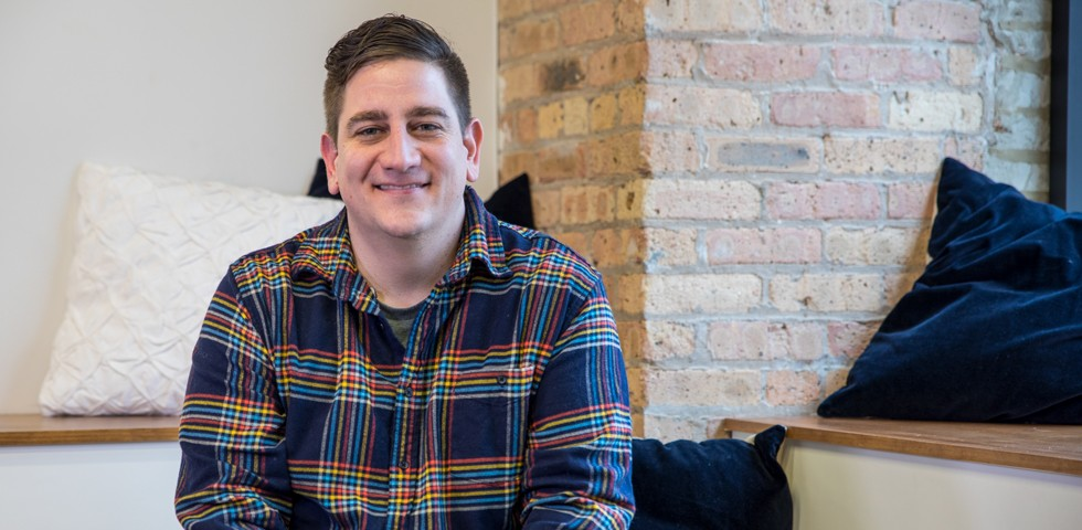 Patrick Miller, Lead Software Engineer - Rocketmiles Careers