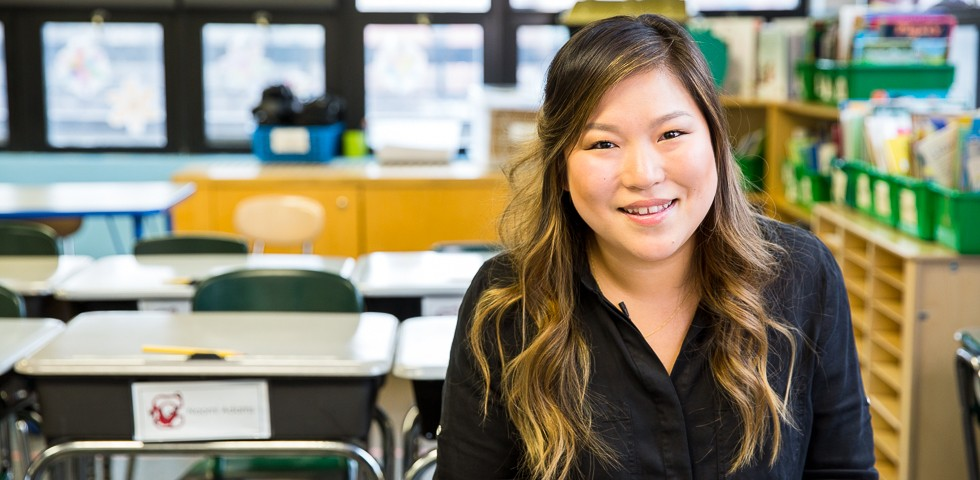 Rebecca Kim, Founding Teacher - Democracy Prep Public Schools Careers