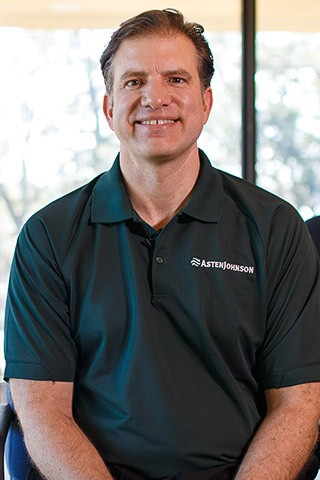 Chad Martin, Forming Product Business Leader & Global Innovation Leader - AstenJohnson Careers