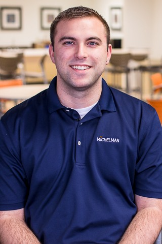 Kyle Frank, Quality Assurance Engineer, Quality Department  - Michelman Careers