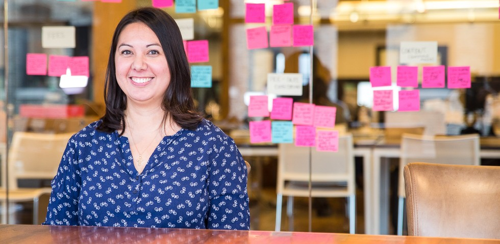 Jennie Chamberlin, Software Engineer - Trunk Club Careers