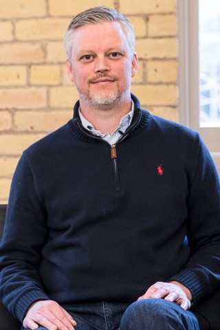 Caleb Powell, Technical Director - Intelliware Development Careers