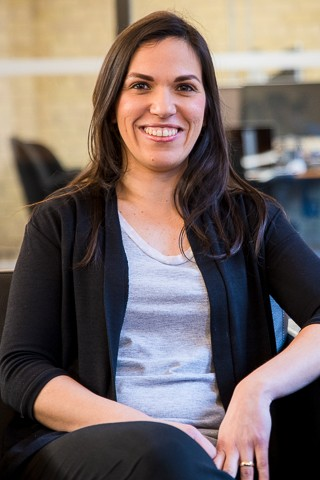 Ludmila Macambira, Business Analyst - Intelliware Development Careers