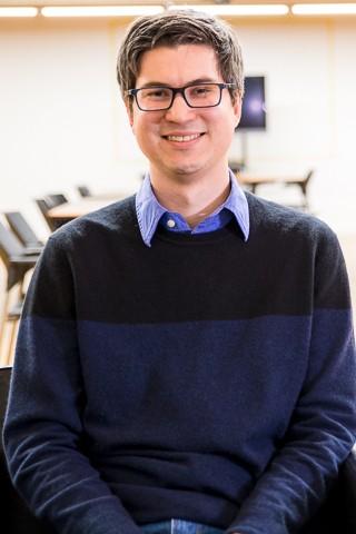 Peter Altosaar, Full-Stack Software Developer - Intelliware Development Careers