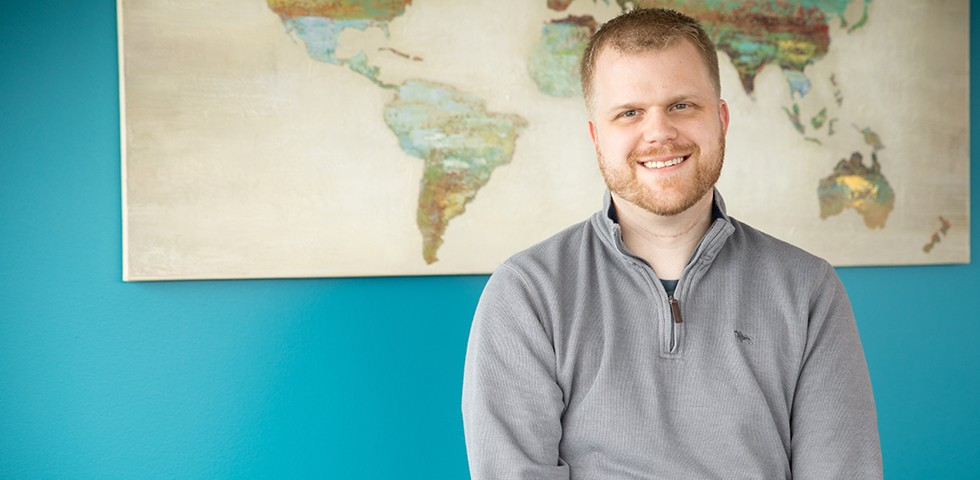 Greg MacLellan, Director, Software Architecture - PrintFleet Careers
