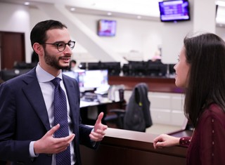 Careers - What Luis Does Analyst, Global Emerging Markets Team