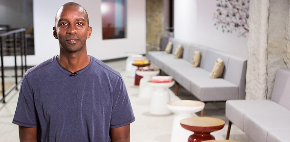 Oumar Wone, Principal Software Engineer - ZestFinance Careers