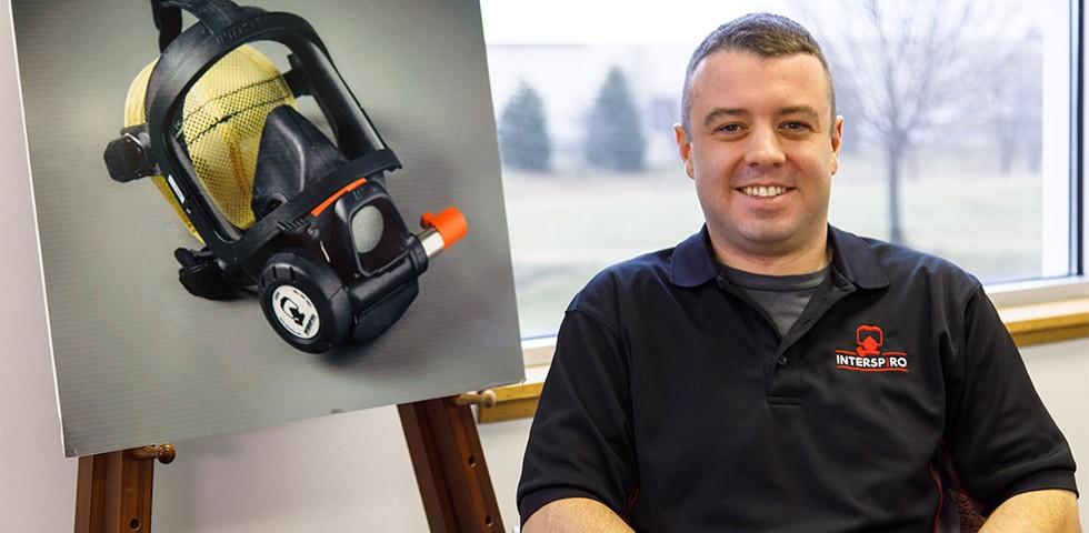 Patrick Droppleman, Sales Representative, Midwest - Interspiro Careers