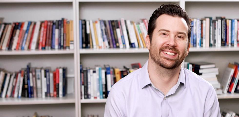 Jesse Overright, Director, Software Engineering - ReachMobi Careers