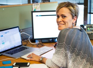 Careers - What Kristin Does DIRECTOR, ACCOUNT MANAGEMENT
