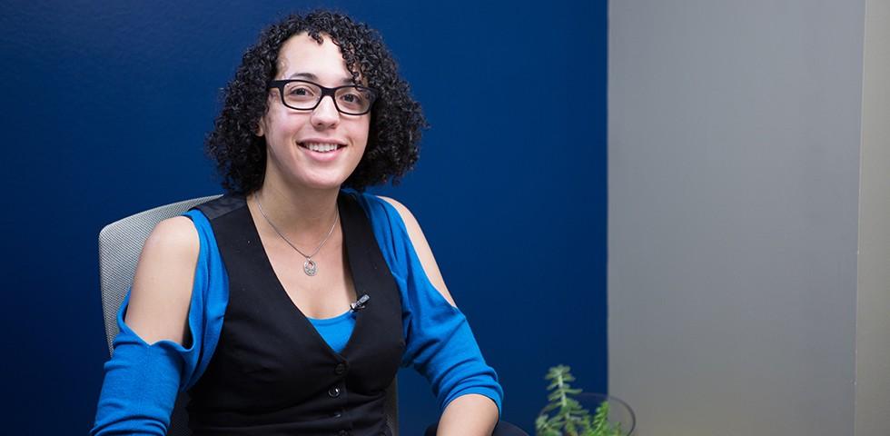 Tess Winlock, Platform Infrastructure Team Leader - Metabiota Careers