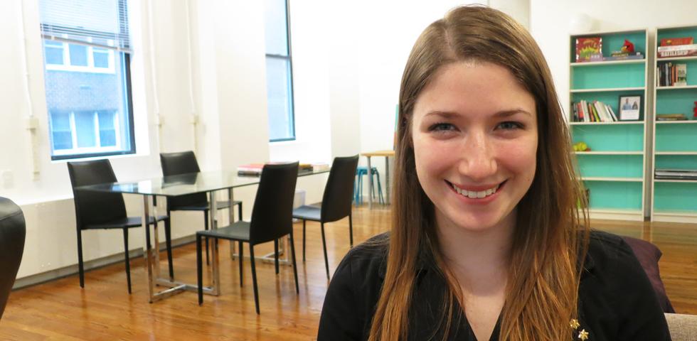 Jenna Tanenbaum, Product Analyst - Chartbeat Careers