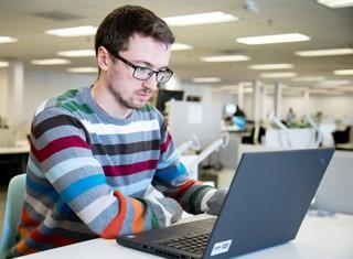 Careers - Adam's Story The Language of Analysis