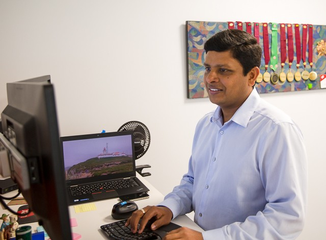 Careers - Venu's Story Home At WEX