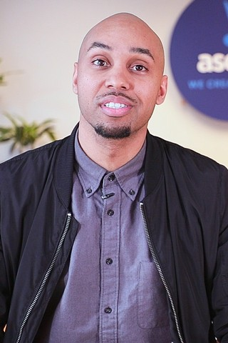 """JJ"" Jonathan Jones, Senior Director of Creative, Rhythm & Soul - ASCAP Careers"