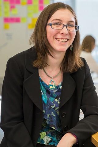 Carrie Burgess, Project Designer, Plumbing - ERDMAN Careers