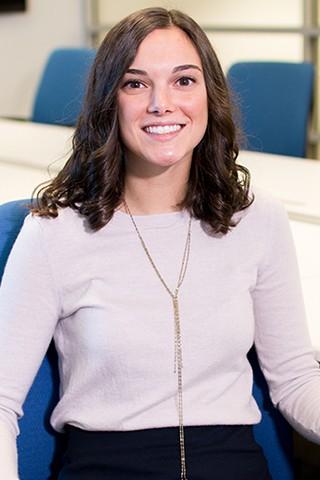 Halle Dillman, Professional Services Consultant - Manhattan Associates Careers