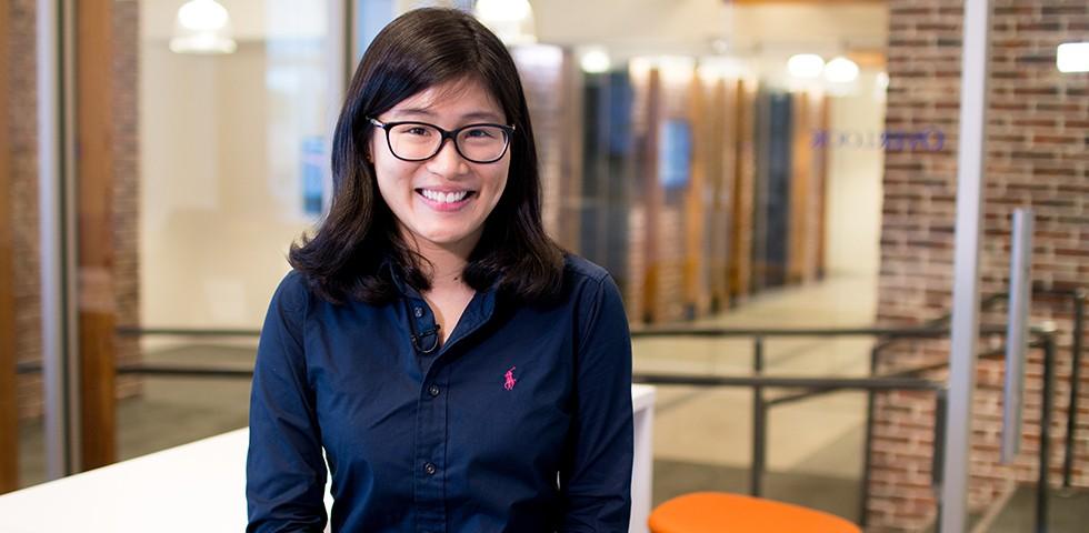 Winnie Woo, Senior Software Engineer - Manhattan Associates Careers