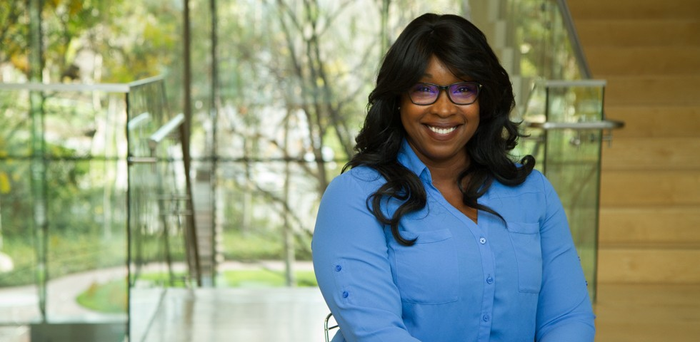 Jackie Scott, Account Executive - Esri Careers