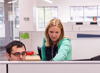 Careers - What Carrie Does Engineering Manager, Foundation
