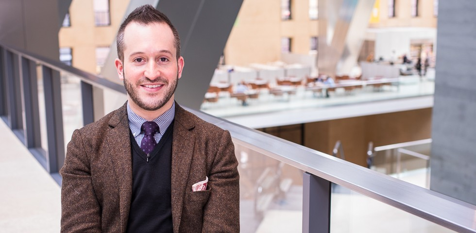 Brian, Integrated Account Director - Hearst Magazines Careers