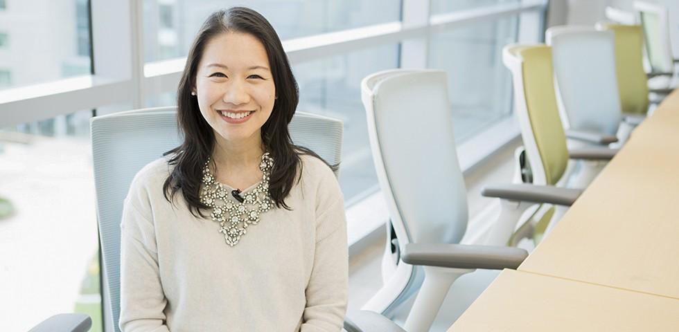 Vivian Lovett, Associate General Counsel - Samsung NEXT Careers