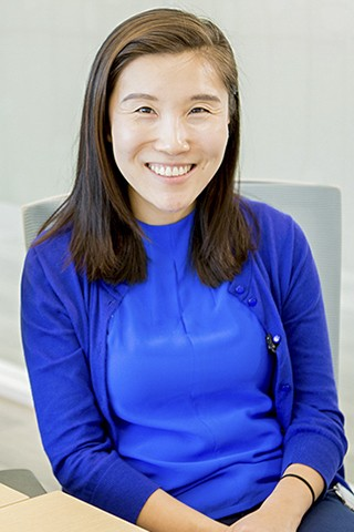 Lily Chen, Global Strategy & BizOps - Samsung NEXT Careers