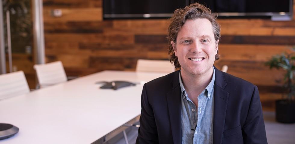 Shane Eten, Entrepreneur-in-Residence, Lotik Labs - Samsung NEXT Careers