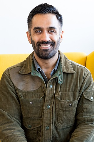 Amit Khanna, General Counsel - Knotel Careers