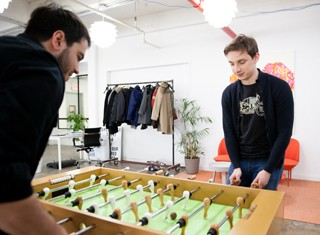 Careers - Office Life A COMMUNITY OF DOERS