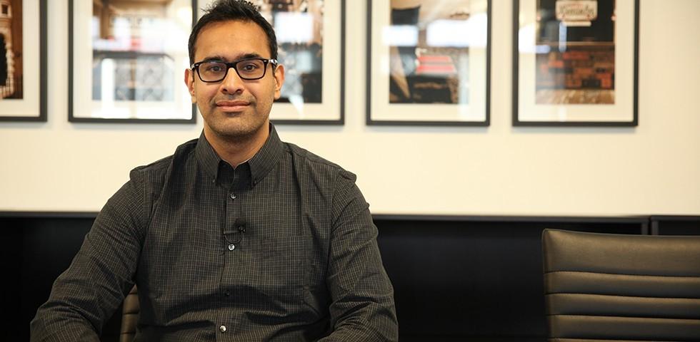 Jatinder Singh, VP of Platform Engineering - HotelTonight Careers
