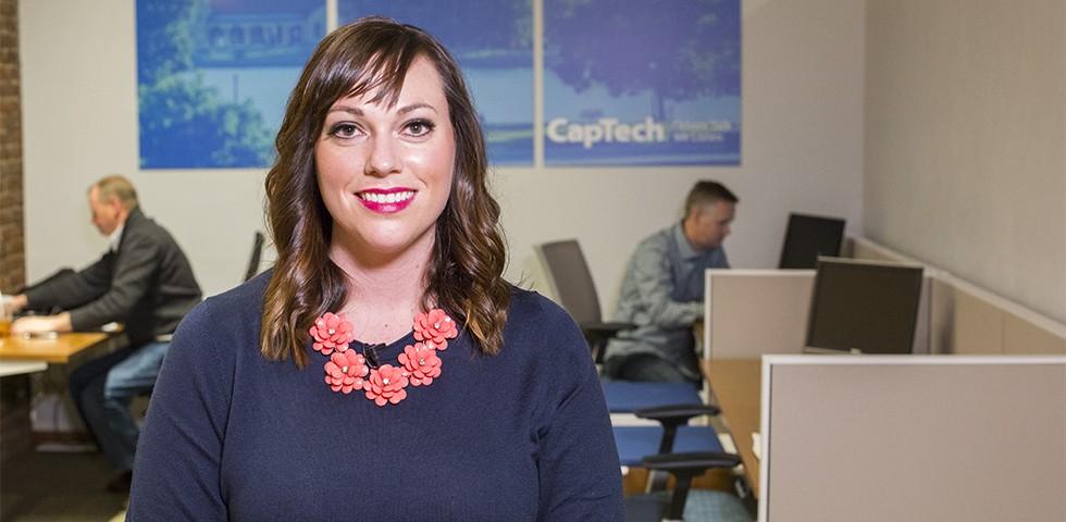 Elisabeth White, Senior Manager, Agile Coach - CapTech Careers
