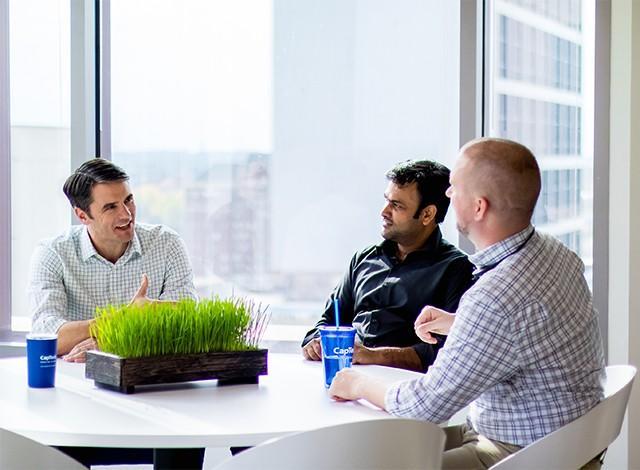 Careers - Office Life  SERVANT LEADERS