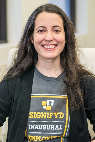 Nely Behar, Software Engineer - Signifyd Careers