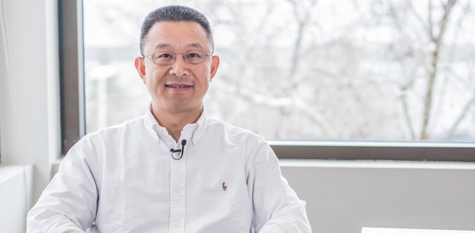 Chendong Zou, VP of Engineering - Signifyd Careers