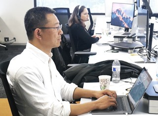 Careers - What Chendong Does VP of Engineering