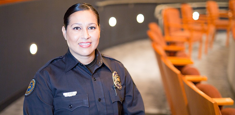 Dulce Oliver, Police Detective - City of Scottsdale, AZ Careers