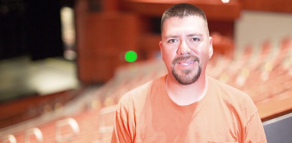 Alex Guardado, Equipment Operator II - City of Scottsdale, AZ Careers