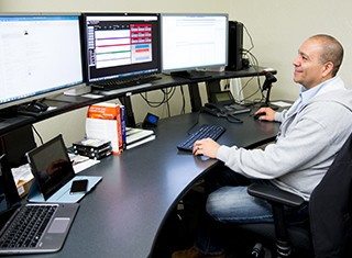 Careers - What Luis Does Sr. IT Technician