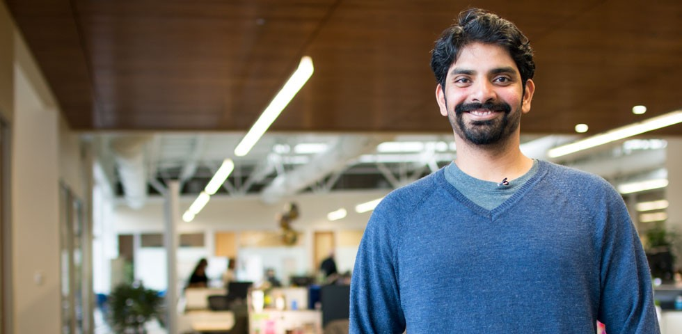 Anand Balasubramanian, Senior Product Marketing Manager - Workiva Careers