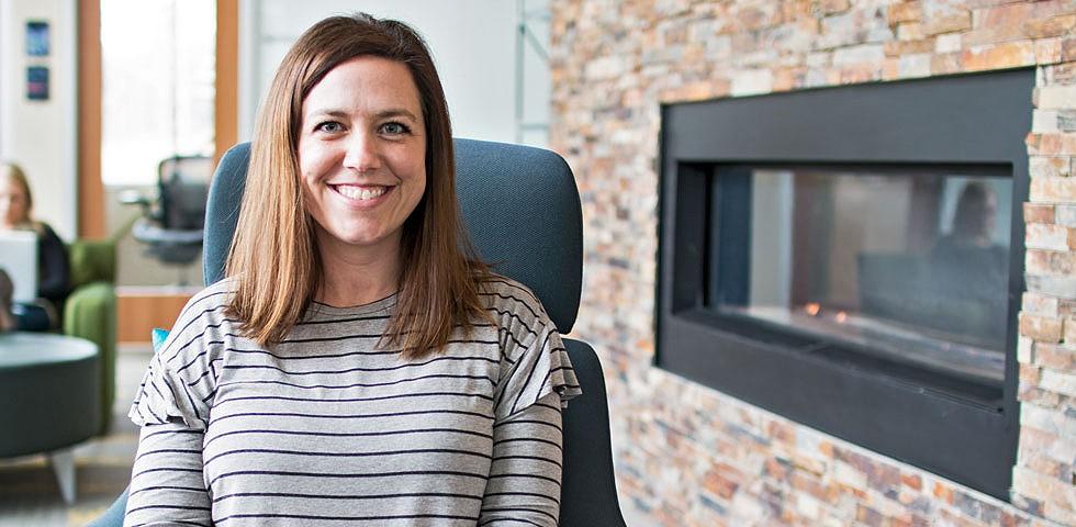 Katie Sanderson, Senior Quality Assurance Analyst - Workiva Careers