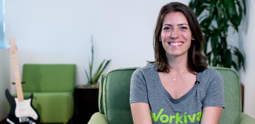 Jennifer McGahey, Director, Mid-Market Sales - Workiva Careers