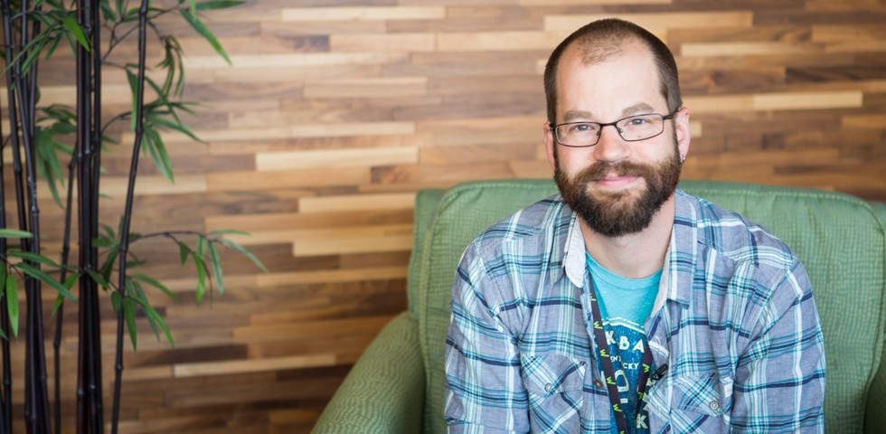 Colby Natale, Development Manager - Workiva Careers