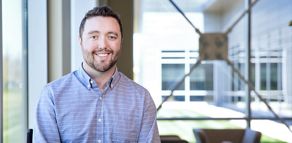 Andrew Herrick, Sr. Director of Program Management - Workiva Careers