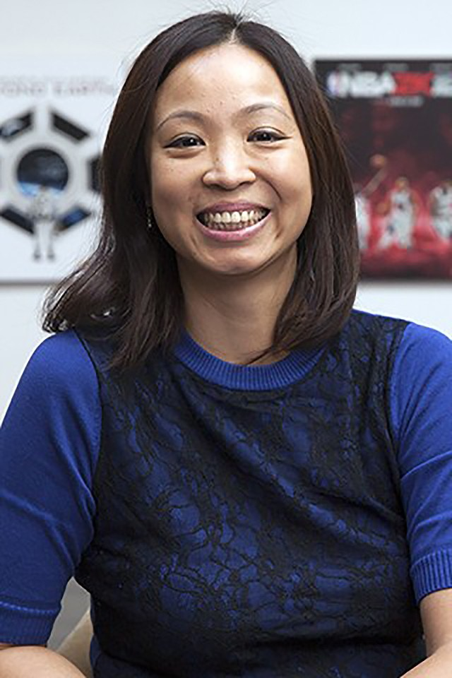 Enid Hsu-Roddy , Director, Consolidations & Finance/IT Initiatives - Take-Two Interactive Software Careers